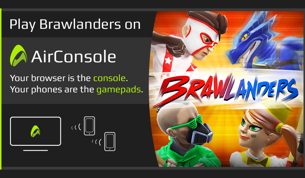 3D game videogame freelance developer Milan Unity Unreal Brawlanders